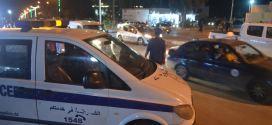 بمناسبة ليالي رمضان .. شرطة بوسعادة بالتنسيق مع الدرك تقوم بحملة تحسيسة لمداهمة اوكار الجريمة