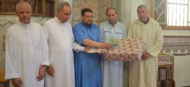 مديرية الشؤون الدينية والمنظمة الوطينية للمحافظة على الذاكرة تكرمان العلامة المرحوم عبد الرحمن علاوي