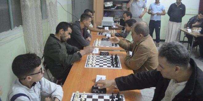 فيديو نادي المنار لهواة الشطرنج بوسعادة ينظم دورة تحضيرية للبطولة الوطنية