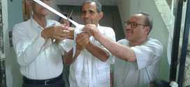 افتتاح معرض الأسرة المنتجة لجمعية الارشاد والاصلاح في طبعتة الثانية بمركز الشيخ عبد الناصر بن امهاني
