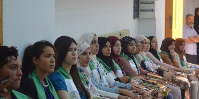 جمعية احباب مدينة السعادة تكرم الطلبة الناجحين في شهادة البكالوريا