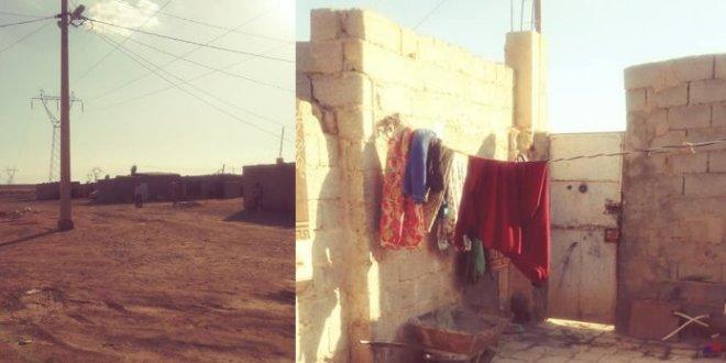 ازيد من 15 عائلة تعيش وضعا مأساويا بمحيط حي المويلحة بالمسيلة