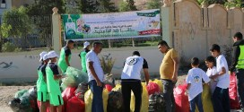 حملة لجمع النفايات البلاستيكية لمديرية البيئة بالتنسيق مع جمعية ألآحباب وبلدية بوسعادة ونادي مستقبل بوسعادة ونوادي اخرى
