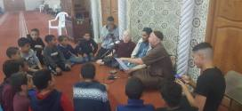 مسجد حمزة بن عبد المطلب يحتفل بليالي المولد النبوي … بوسعادة انفو