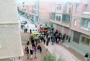 شاحنة تدهس ثلاث اطفال وتخلف قتيل بحي 608 مسكن بالمسيلة