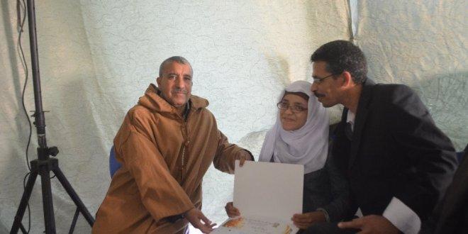 إرشاد بوسعادة تحتفل بالمولد النبوي الشريف وتكرم ابنائها حفظة القران