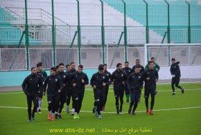 امل بوسعادة يبدأ تحضيرات لاياب الرابطة المحترفة الثانية بملعب مختار عبد اللطيف ببوسعادة