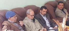 بمناسبة اليوم الوطنى للشهيد ندوة تاريخية نشطها كل من المجاهد طيباوي والمجاهد أحمد بوهالي