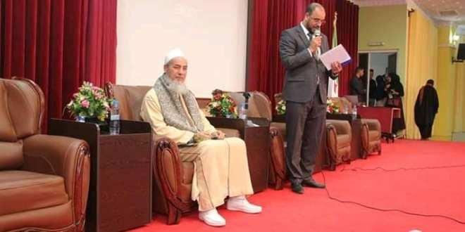 ندوة بمناسبة اليوم الوطني للشهيد بعنوان  القيم الروحية في نجاح الثورة الجزائرية