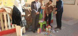 جمعية الإرشاد ببوسعادة  في زيارة مجاملة لمدرسة أطفال التوحّد