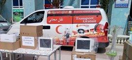 احد المحسنيين يتبرع بمعدات طبية جدو معتبرة لمستشفى رزيق ببوسعادة