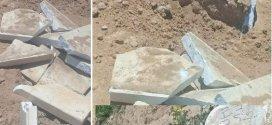 مقبرة حي 17 جوان تتعرض للتخريب والأمن يفتح تحقيق