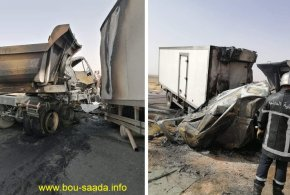 حادث مروري يخلف قتيل وجريح ببلدية سيدي هجرس