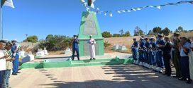 مصالح أمن دائرة جبل امساعد تحتفل بالذكرى 58 لعيد الاستقلال والشباب