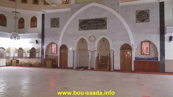 القائمة الاسمية للمساجد المعنية بعملية إعادة الفتح التدريجي