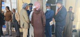 امن دائرة جبل امساعد بواصل حملاته التحسيسية التوعية
