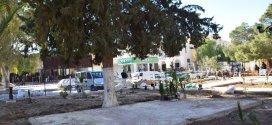 فيديو شباب الحي ينظفون حديقة ساحة الشهداء ويطالبون بدعمها