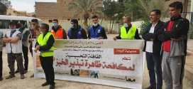 فعاليات الحملة التحسيسية لمكافحة ظاهرة تبذير الخبز في يومها الثاني