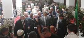 السيد يوسف بلمهدي وزير الشؤون الدينية والاوقاف في زيارة عمل لبوسعادة