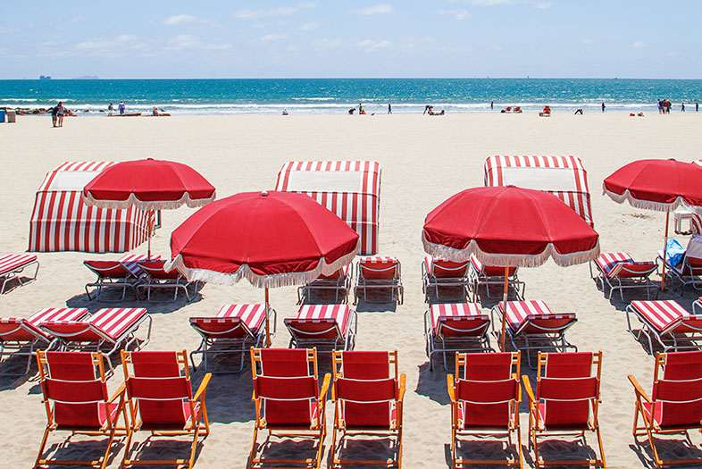 beach umbrella for chair target counter height chairs boucher brothers hotel del coronado | management 305-535-8177