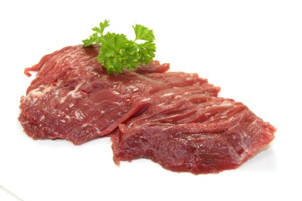 bavette d'aloyau boucherie halal angers