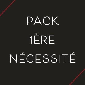 Pack 1ere necessité
