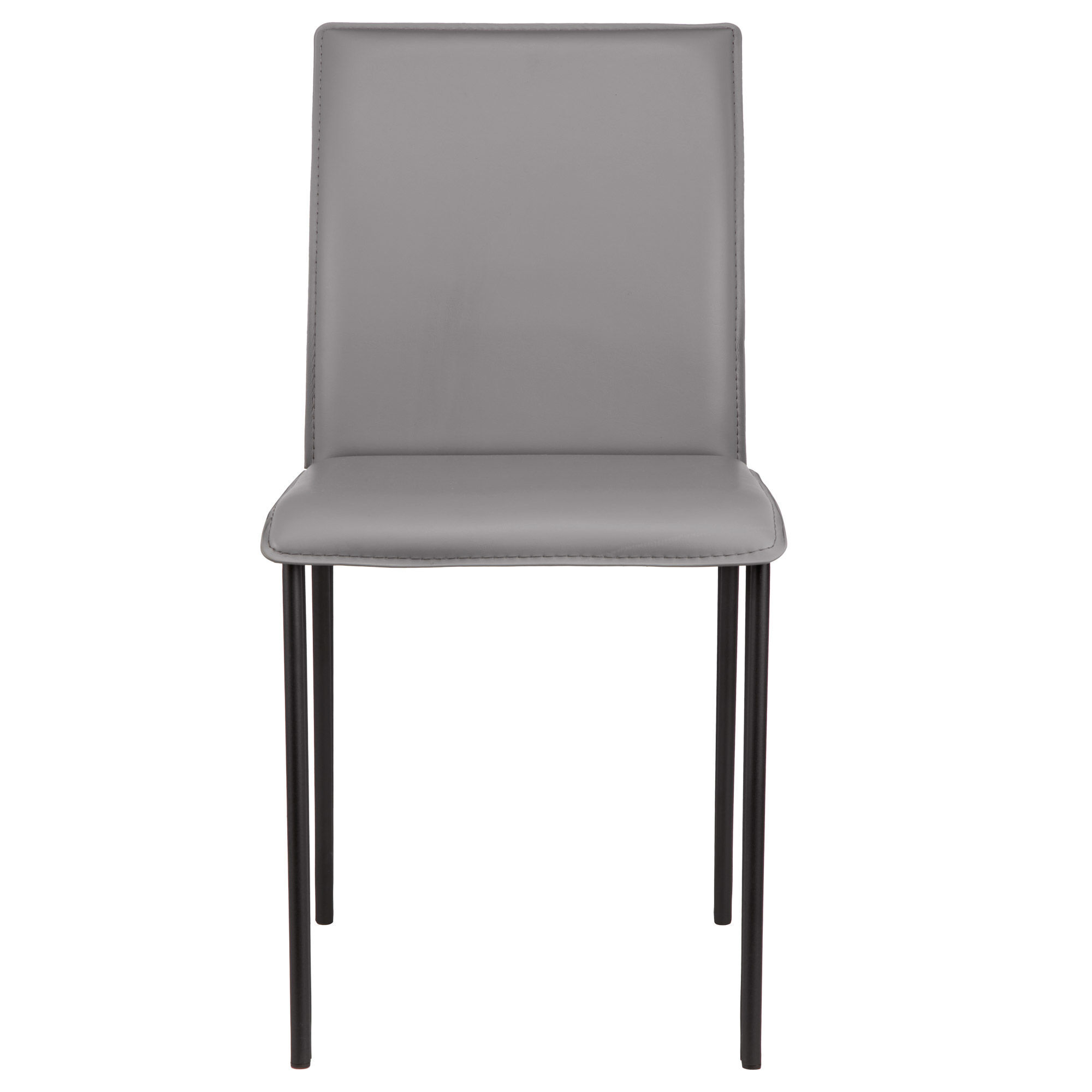 dining chair covers edmonton adirondack and ottoman set chairs at great prices bouclair com faux leather metal