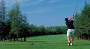 Golf-Bouctouche