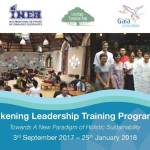 Programme : Awakening Leadership Training Program