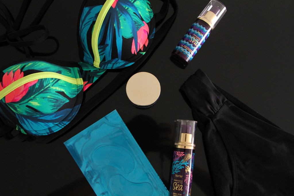 Rouge Reviews: Tarte Hydration Vacation Set