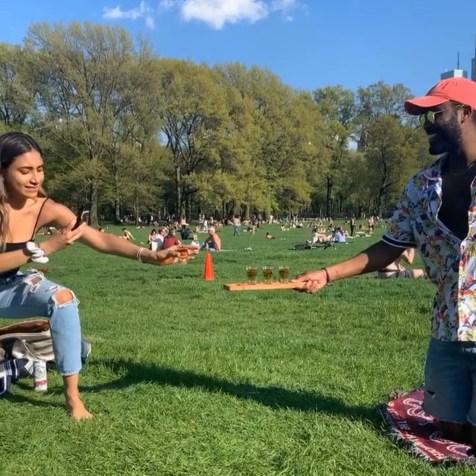 Central Park days