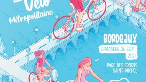 24e édition de la Fête Métropolitaine du Vélo à Bordeaux
