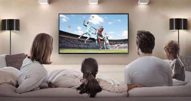 TV Samsung Sport