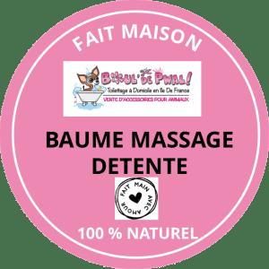 BAUME DE MASSAGE DÉTENTE BY BOUL' DE PWAL ! (SPÉCIAL FILLES)