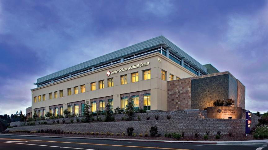 Boulder Associates  Sutter Solano Cancer Center and