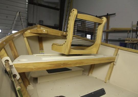 Polymer Front Bench & Ash Rails