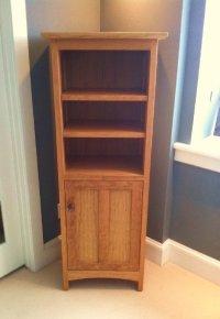 Corner Tall Cabinet
