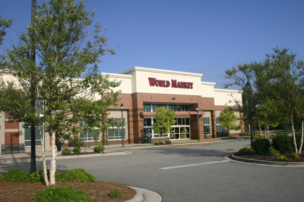Net Lease Cost Plus World Market Property Profile The