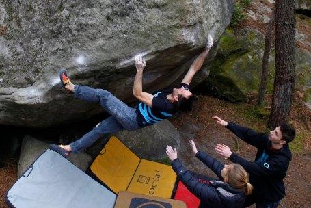 Fontainebleau 2016 Ostern Teamfahrt (39)