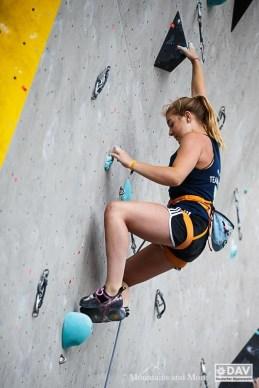 Leadcup Freimann 2016 Klettern Boulderwelt Athleten (2)