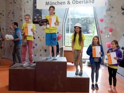 Mareike Gilchinger Stadtmeisterschaft 2016