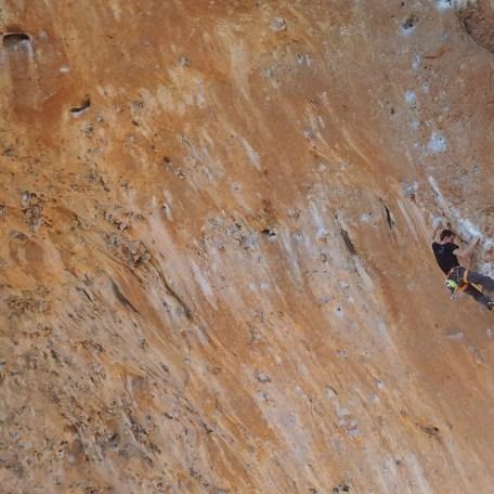 Steffen Mallorca Seilklettern Boulderwelt Athletenteam