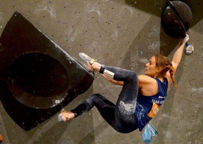 erfolgreicher Wettkampftag für das Boulderwelt Athletenteam auf der Deutschen Meisterschaft in Berlin 2017