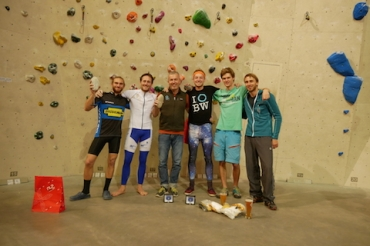 I Sicher scho High East Boulderwelt Team