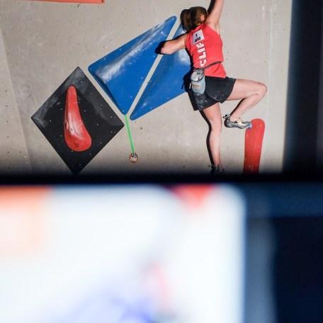Afra Hönig Boulderwelt Athlet Boulderhalle E4 Legends Cup (1) (Copy)