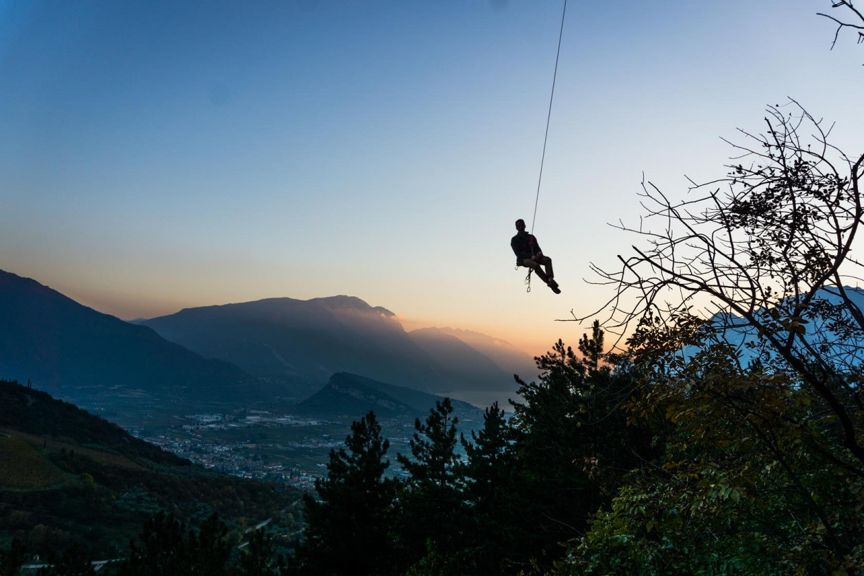 Boulderwelt Athleten Markus und Steffen erzählen von ihrem Ausflieg nach Arco