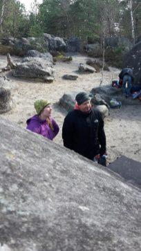 2019-Boulderwelt-Athletenteam-Ausfahrt-Bouldern-Klettern-Felsen-Fontainebleau (25)