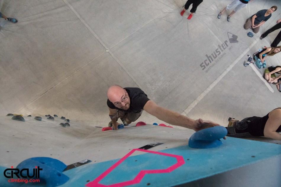 Big Fat Boulder Session BFBS 2017 Boulderwelt München Ost Spaßwettkampf Event Bouldern (12)