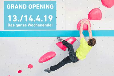 Eröffnung Boulderwelt Dortmund Bouldern in Dortmund Essen und dem ganzen Ruhrgebiet