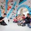 Kinderwelt Kinder Boulderführerschein